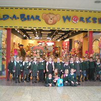 Year 1 Visit to Build a Bear
