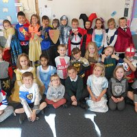 Year 2 Medieval Day